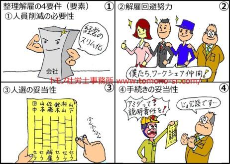 整理解雇 トモノ社労士事務所 www.tomono-sr.com/