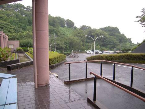 義母の佐賀県の火葬場をデジショット