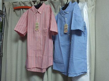 3シャツ2枚0806