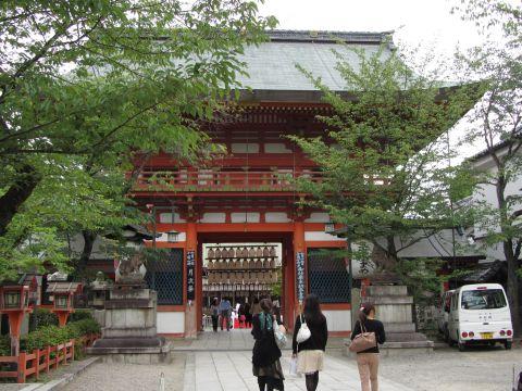 八坂神社南楼門