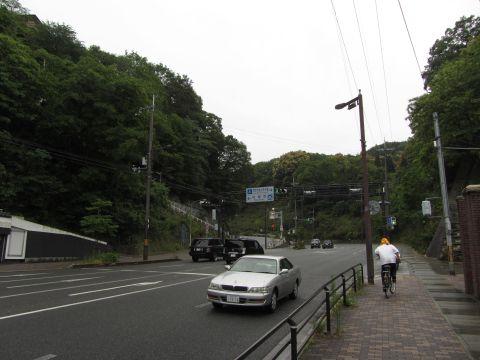 三条通(旧東海道)・蹴上