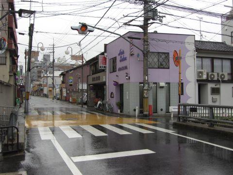 旧東海道・大津畑橋