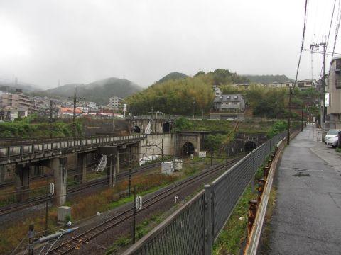 小関越旧道 茶戸町