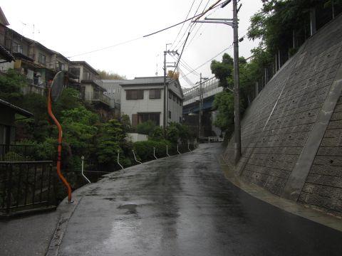 小関越旧道 藤尾奥町