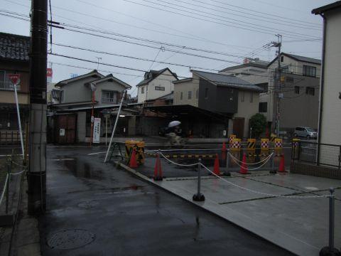 小関越旧道 三井寺町