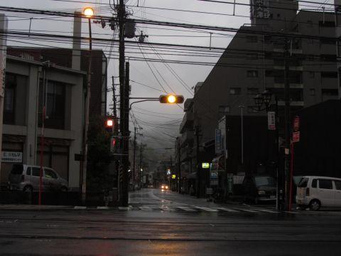 京町1丁目交差点