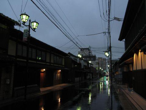 旧東海道 大津宿