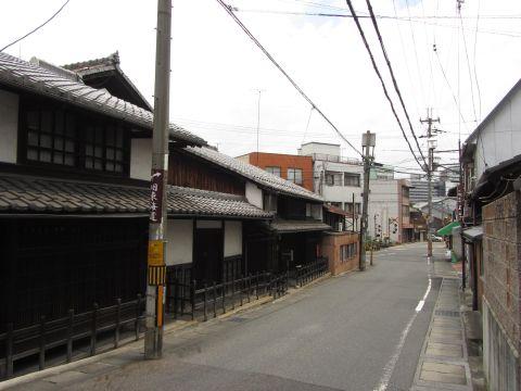 旧東海道 石場