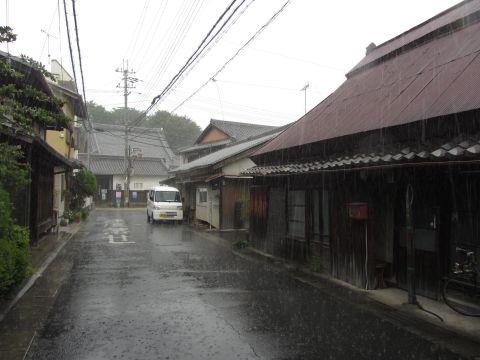 旧東海道 木下町
