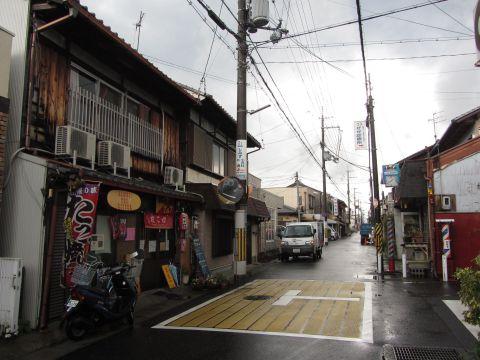 旧東海道 丸の内町