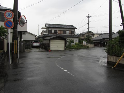 旧東海道 御殿浜