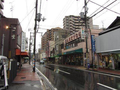 晴嵐商店街