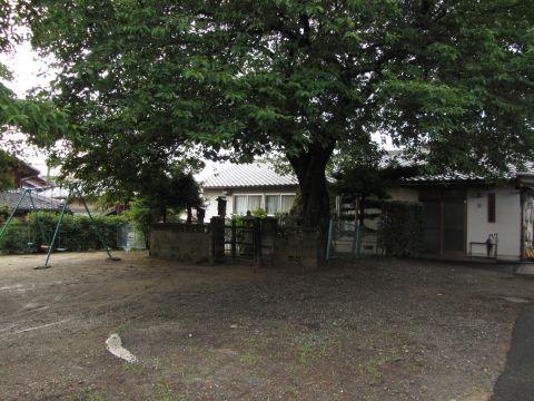 野神社旧蹟(大江東自治会館)