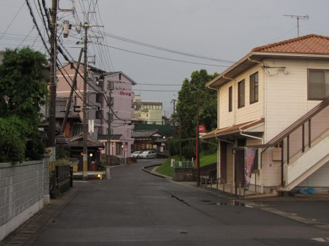 旧東海道 一里山