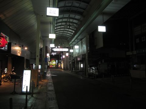 夢大路(旧中山道)