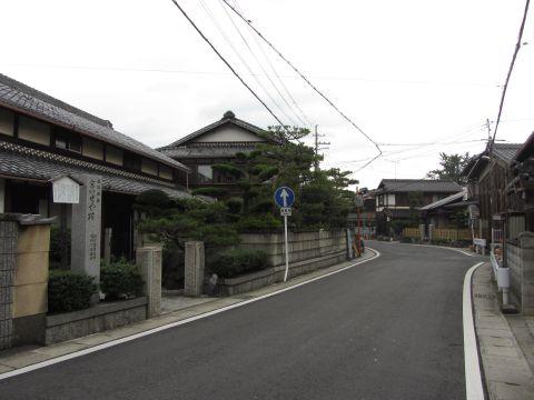 旧東海道 岡