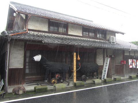 旧東海道 目川