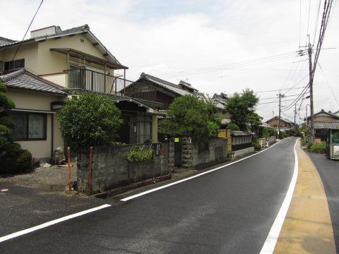 旧東海道 上鈎