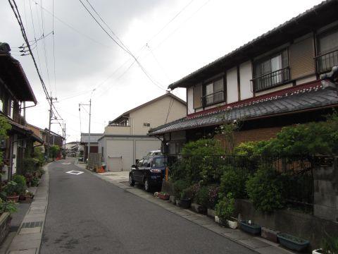 六地蔵村 旅籠京屋