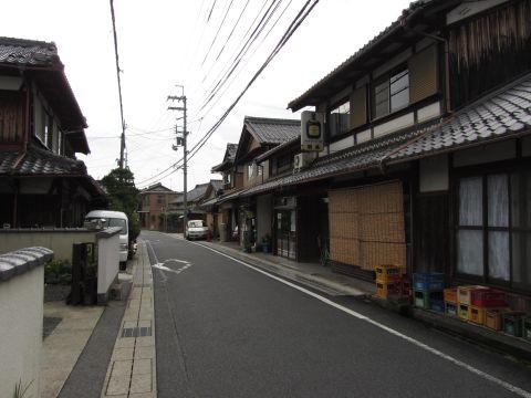 旧東海道 六地蔵