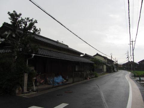 旧東海道 林