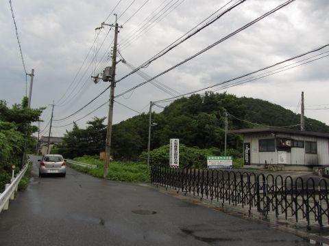 旧東海道 石部緑台