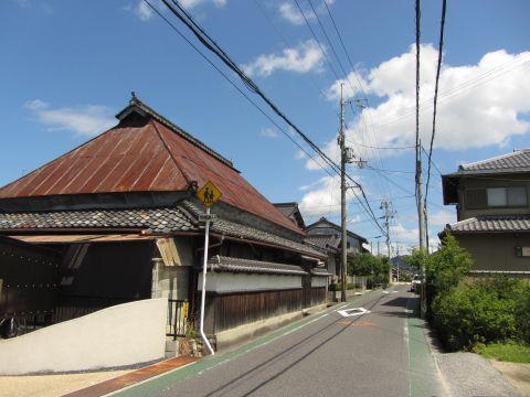 旧東海道 夏見