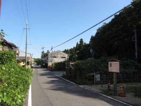横田渡し跡