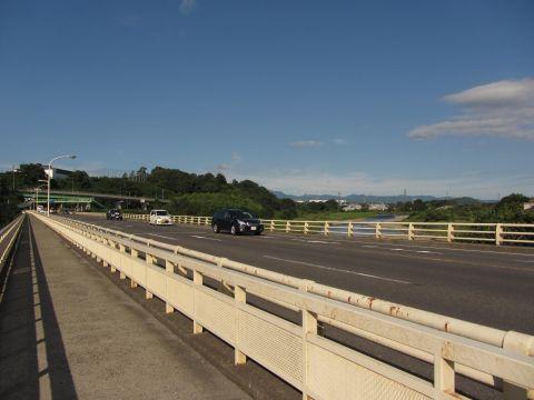 国道1号 横田橋