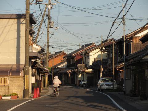 旧東海道 泉