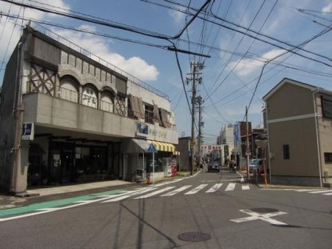 旧東海道 名古屋市南区呼続5丁目