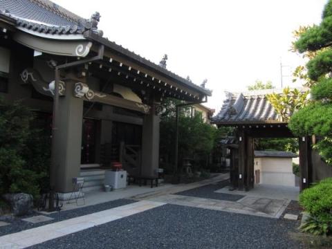 圓道寺本堂