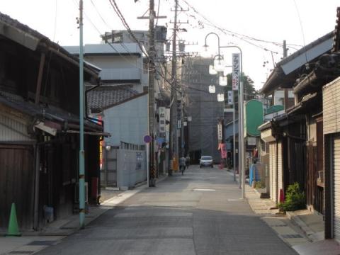 旧東海道 名古屋市緑区鳴海町相原町02
