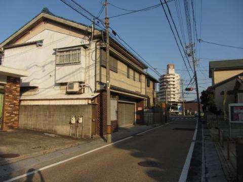 旧東海道 名古屋市緑区鳴海町平部