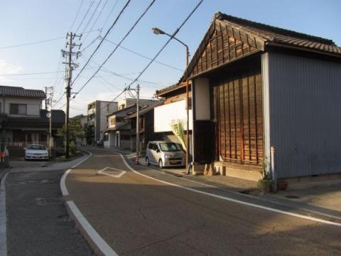 旧東海道 名古屋市緑区鳴海町下中