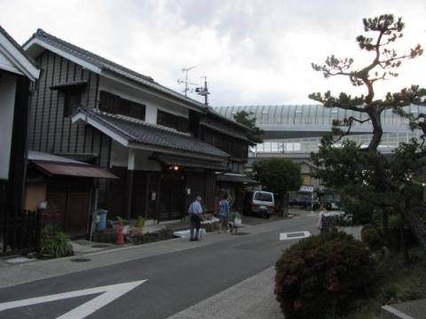 東海道五十三次二代目松