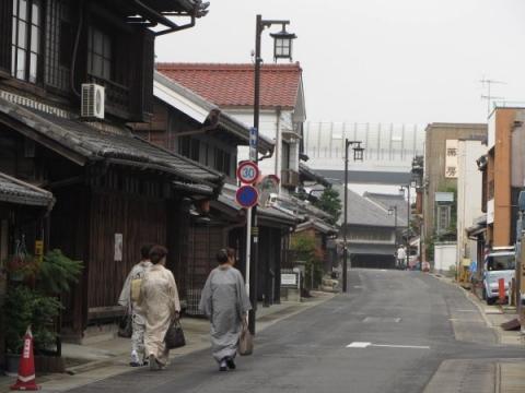 旧東海道 名古屋市緑区有松