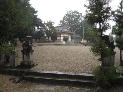 前後神明社