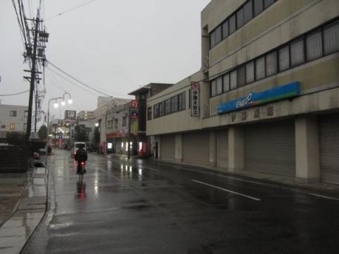 旧東海道 豊明市前後町大代