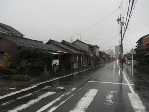 旧東海道 豊明市新栄町