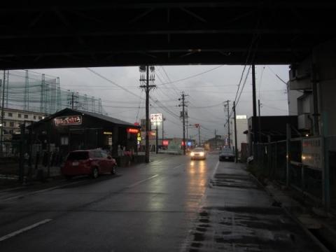 旧東海道 豊明市阿野町登