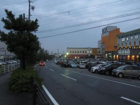 旧東海道 刈谷市今川町阿野前