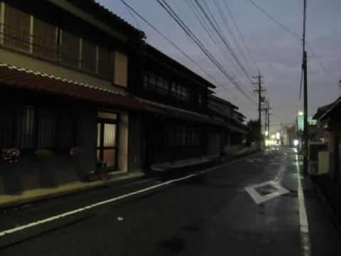 旧東海道 刈谷市今川町