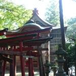 大友稲荷神社奥の院