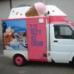 アイスクリームカー