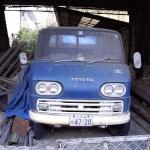 廃トラック
