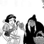 白雪姫の毒りんご