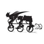 ドロンボーの自転車