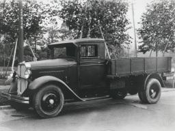 TX40型トラック