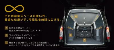 【NV350】【キャラバン】【アッパーパイプ】6
